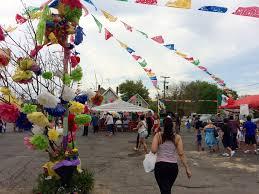 hispanic business center hosts first la placita market at west