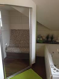spa design steam room sauna tepidarium with infrared heated