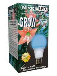 miracle led bug light review miracle led blue grow light bulb gardener s supply