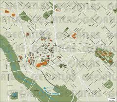 Maps Dallas by Geoatlas City Maps Dallas Map City Illustrator Fully