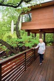 zen inspired backyard deck southern living
