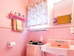 retro pink bathroom ideas pink bathroom wall tiles ideas and pictures