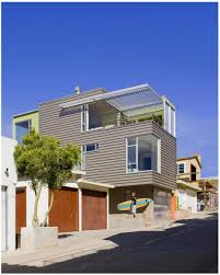 modern cantilevered beach house robert nebolon hgtv