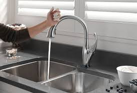 touch faucets kitchen https www deltafaucet files live delta