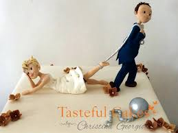 and chain cake topper humorous wedding cake toppers peukle site
