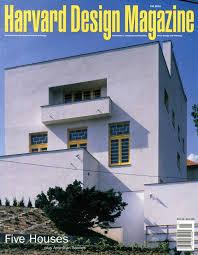 houses magazine harvard design magazine no 15 five houses plus american scenes