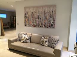abstract art gallery sydney home decor interior design