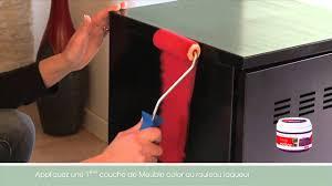 peindre meuble cuisine stratifié peinture meuble color directement sur bois les décoratives sur