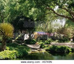 Botanical Gardens El Paso Garden In El Paso Usa Designed By Martha Schwartz Stock