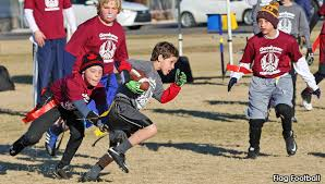 Youth Flag Football Practice Winter Flag Football City Of Goodyear