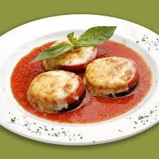 cuisine sicilienne recette aubergines à la sicilienne avec mozzarella