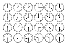telling the time worksheet by teresava teaching resources tes
