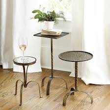 Iron Accent Table Suzanne Kasler Metal Accent Tables Ballard Designs