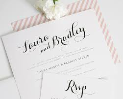 Wedding Card Invitation Text Romantic Blush Wedding Invitations U2013 Wedding Invitations