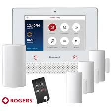 honeywell lyric cellular canada 3g wireless security system kit