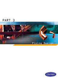 parte 3 piping design carrier handbook valve pipe fluid
