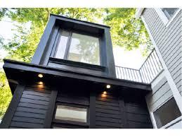 west end cottage black or white external cladding colour choices