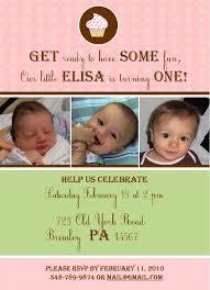 first birthday invitation wording free invitations ideas
