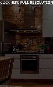 apartments easy the eye exposed brick wall kitchen mortar washed