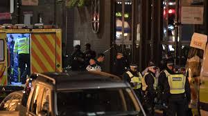 borough market stabbing multiple people injured in terrorist u0027rampage u0027 at two london landmarks