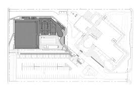 Fitness Center Floor Plans Gallery Of Sport And Fitness Center For Disabled People