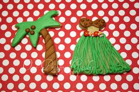 how to say happy thanksgiving in hawaiian one preppy cookie hawaiian birthday luau in new england