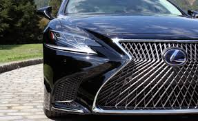 lexus ls interior 2018 2018 lexus ls 500 review autoguide com news
