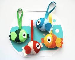 felt fish sewing pattern a873 the pattern hub felt sewing