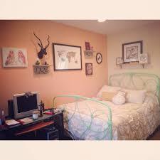 Pbteen Design Your Room by Bedroom Collage Elk Head Anthropologie Bedspread Urban