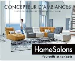 canapes steiner home salons magasin de meubles rue fontaine au brun 44570