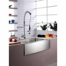standard pekoe kitchen faucet shop standard pekoe stainless steel 1 handle pre rinse