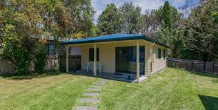 Grannyflat 3 Bedroom Newcastle Granny Flat Recently Completed Backyard Grannys