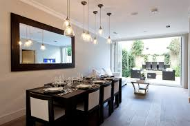 dining room decorating with mirrors in dining room design decor