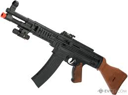303a 3 4 scale spring powered stg44 airsoft rifle evike com