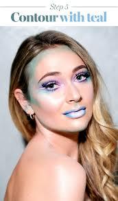 Halloween Makeup For Work by Mermaid Makeup Tutorial Halloween 2017 The Prettiest Mermaid