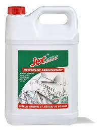 produit nettoyage cuisine professionnel jex professionnel nettoyant desinfectant special cuisine le bidon de