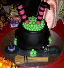 halloween witch cake ideas witch cauldron birthday cake cakecentral com