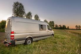 jack richens crafts a custom sprinter van camper for 18 500