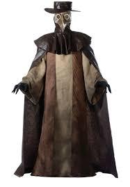 plague doctor hat doctor plague costume historical horror costume escapade uk