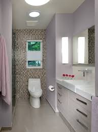 Purple Accent Wall by Bathroom 5 Incredible Ideas For Small Bathrooms 1 Of 14 Photos