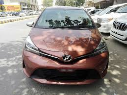 used toyota 2014 used toyota vitz for sale at liberty automobiles karachi