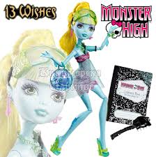 13 Wishes Lagoona Monster High 13