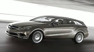 mercedes e class concept rumors mercedes e class shooting brake 3 door readying for production