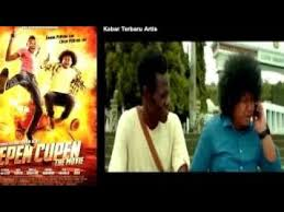 video film komedi indonesia epen cupen the movie 2015 film komedi indonesia terbaru youtube