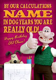 dog birthday cards funky pigeon
