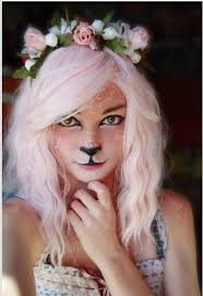 kitty cat makeup for halloween 53 best cute cat make up for halloween katscure images on