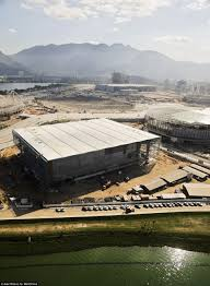 brazil racing to be ready for 2016 olympic games rio in 2016 in