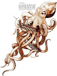 top kraken sea monster tattoo tattoo u0027s in lists for pinterest