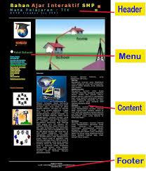 membuat web interaktif cara mudah membuat bahan ajar interaktif berbasis internet dengan