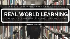 real world learning what is it and can you implement it